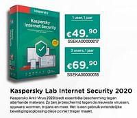 Kaspersky lab internet security 2020-Kaspersky