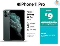 Apple iphone 11 pro 256 gb-Apple