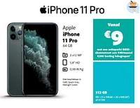 Apple iphone 11 pro 512 gb-Apple