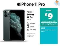 Apple iphone 11 pro 64 gb-Apple
