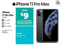 Apple iphone 11 pro max 256 gb-Apple
