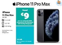 Apple iphone 11 pro max 512 gb-Apple