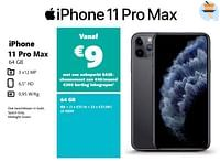 Apple iphone 11 pro max 64 gb-Apple