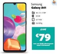 Samsung galaxy a41-Samsung