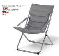 Relaxzetel aeon-Garden Plus