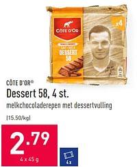 Dessert 58-Cote D