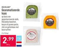 Gearomatiseerde kaas-MOLENLAND