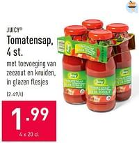 Tomatensap-Juicy