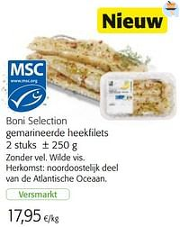 Boni selection gemarineerde heekfilets-Boni