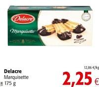 Delacre marquisette-Delacre