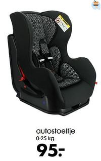 Autostoeltje-Huismerk - Hema