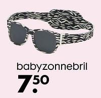 Babyzonnebril-Huismerk - Hema