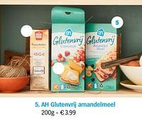 Ah glutenvrij amandelmeel-Huismerk - Albert Heijn