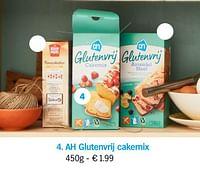 Ah glutenvrij cakemix-Huismerk - Albert Heijn