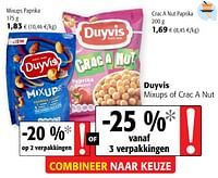 Duyvis mixups of crac a nut-Duyvis