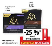 L`or espresso-Douwe Egberts