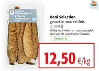Boni selection gerookte makreelfilets-Boni