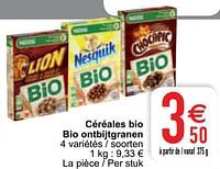 Céréales bio bio ontbijtgranen-Nestlé