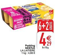 Pudding nestlé la laitière-Nestlé