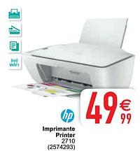 Hp imprimante printer 2710-HP