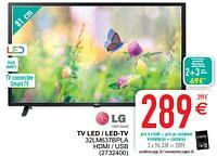 Lg tv led - led-tv 32lm637bpla-LG