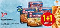 Big american-pizza`s-Dr. Oetker