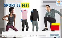 Joggingbroek-Crivit