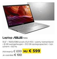 Laptop f509j-Asus
