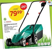 Elektrische grasmaaiers arm32 bosch-Bosch