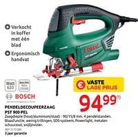 Bosch pendeldecoupeerzaag pst 900 pel-Bosch