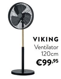 Viking ventilator-Huismerk - Ygo