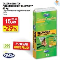 Gazonmeststof greencomfort recovery-Viano