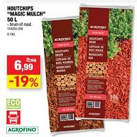Houtchips magic mulch-Agrofino