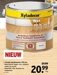 Parket hardwaxolie-Xyladecor
