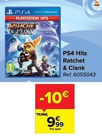 Ps4 hits ratchet + clank-Sony Computer Entertainment Europe