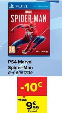 Ps4 marvel spider-man-Insomniac Games