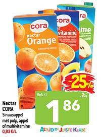 Nectar cora-Huismerk - Match