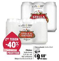 Pilsbier stella artois-Stella Artois