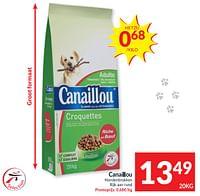 Canaillou hondenbrokken rijk aan rund-Canaillou