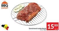Gemarineerd runderribstuk-Huismerk - Intermarche