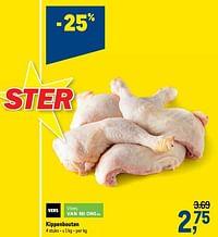 Kippenbouten-Huismerk - Makro