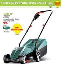 Bosch elektrische maaier arm 32-Bosch