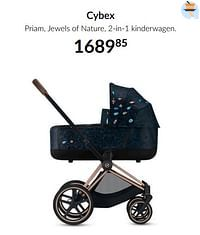 Cybex priam, jewels of nature, 2-in-1 kinderwagen-Cybex