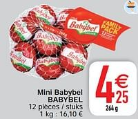 Mini babybel babybel-Babybel