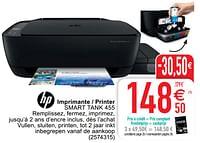 Hp imprimante - printer smart tank 455-HP