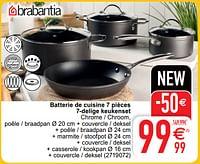 7-delige keukenset-Brabantia