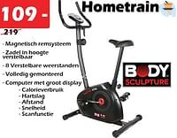 Hometrainer-Body Sculpture