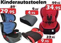 Kinderautostoelen-Huismerk - Itek