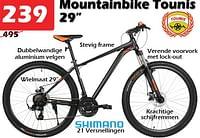 Mountainbike tounis 29-Tounis