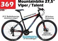 Mountainbike27,5 viper- talent-Viper Bicycles